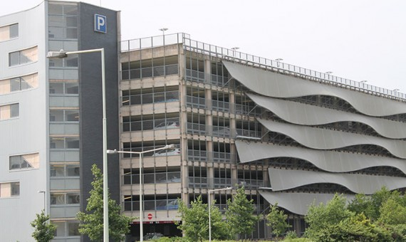 Cardiff Council Car Parks & Unit Bases