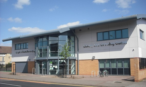 Llanrumney Library and Learning Centre