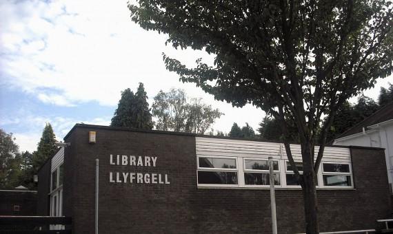 Radyr Library