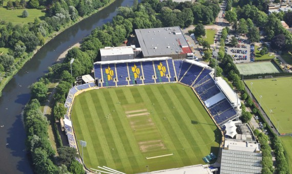 Glamorgan County Cricket Club (SSE SWALEC)