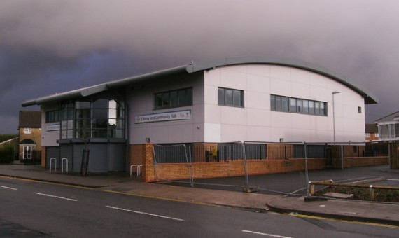 St Mellons Library